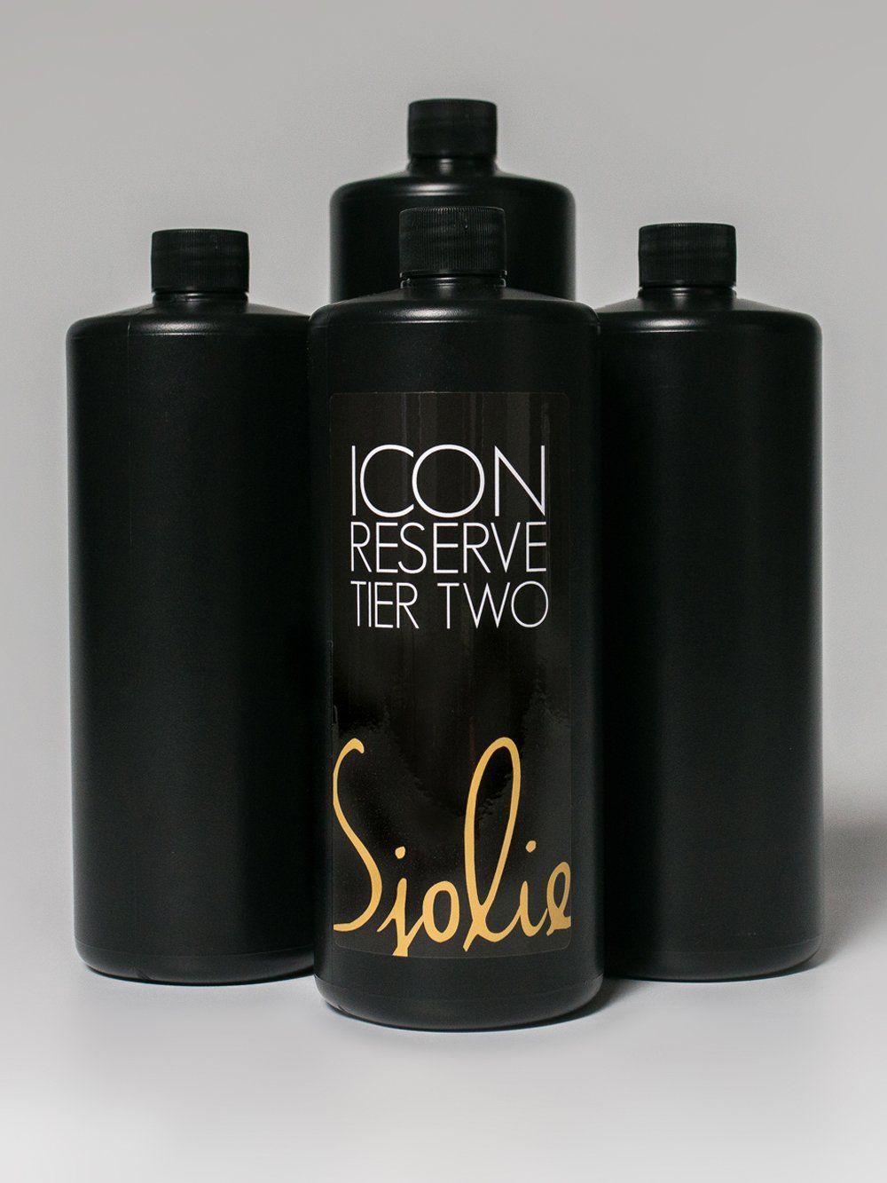 Icon Reserve  Tier  Gallon Fast Drying Organic Spray Tan