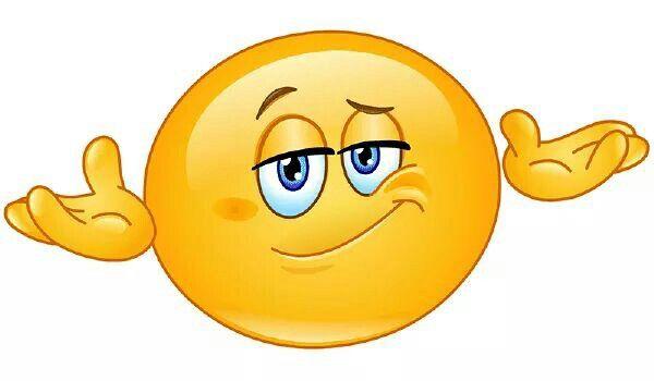 Oh Well Funny Emoticons Funny Emoji Emoticon