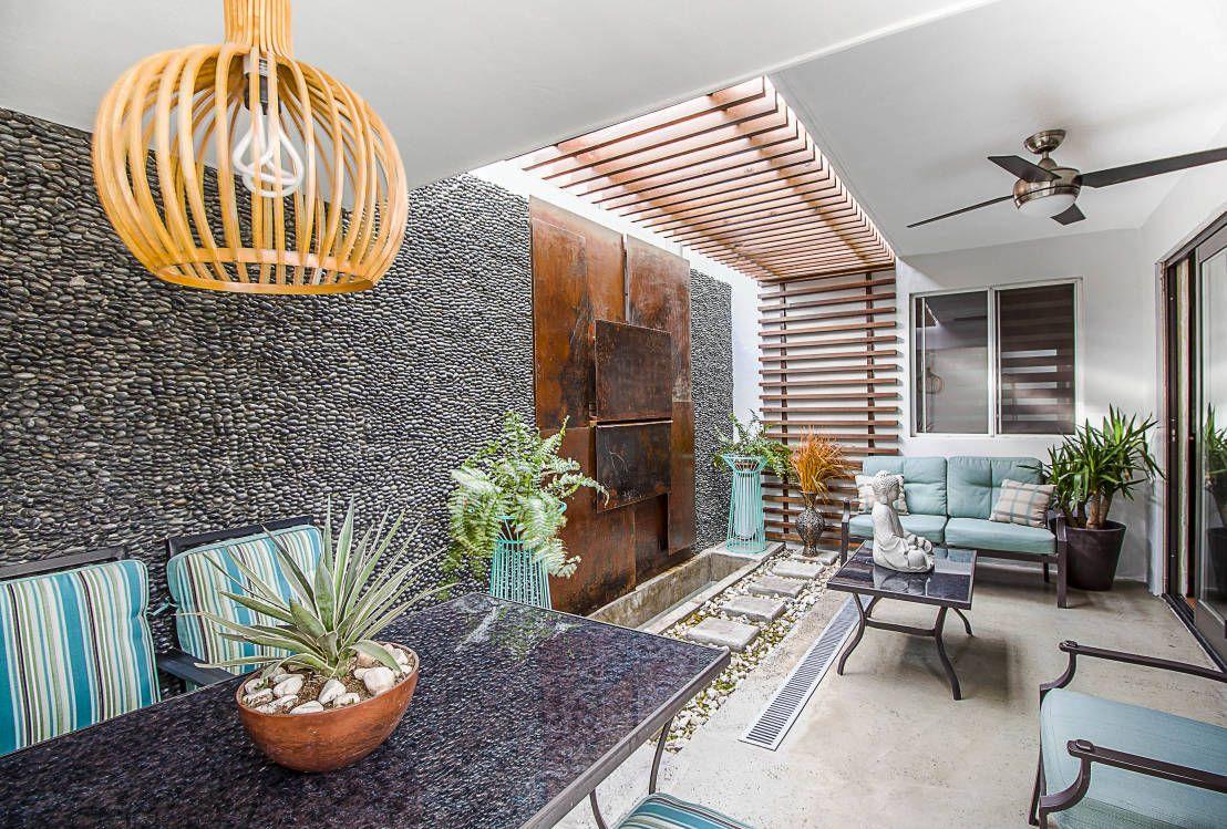 Las 5 mejores plantas de interior para casas modernas - Jardines interiores en casas modernas ...