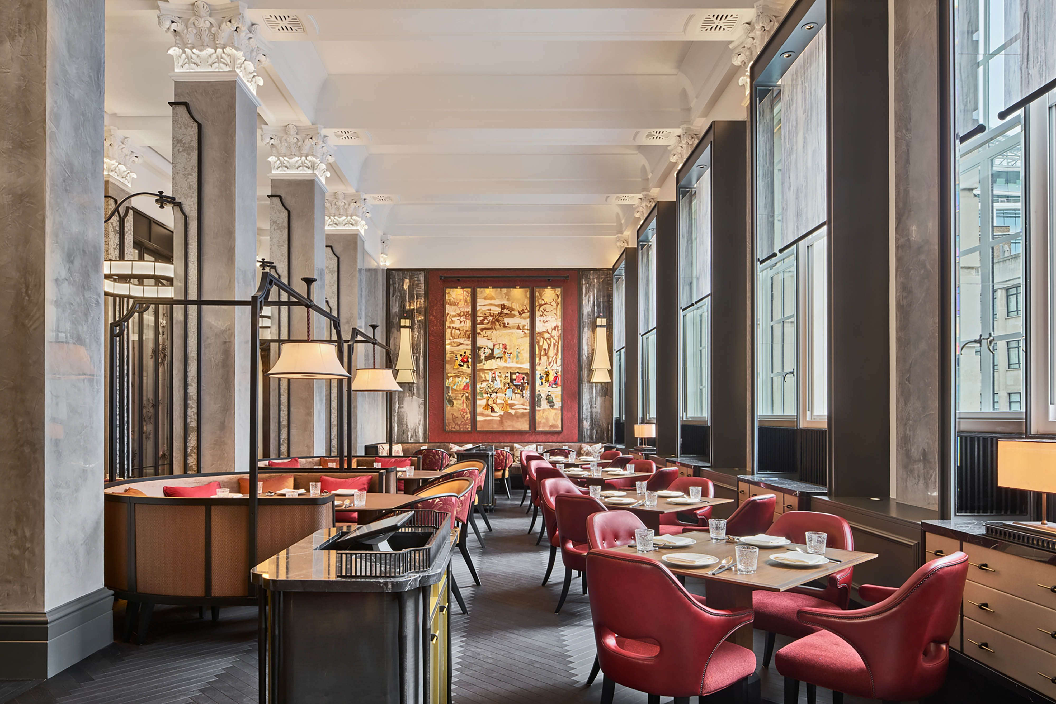 Mei Ume Four Seasons Hotel London At Ten Trinity Square