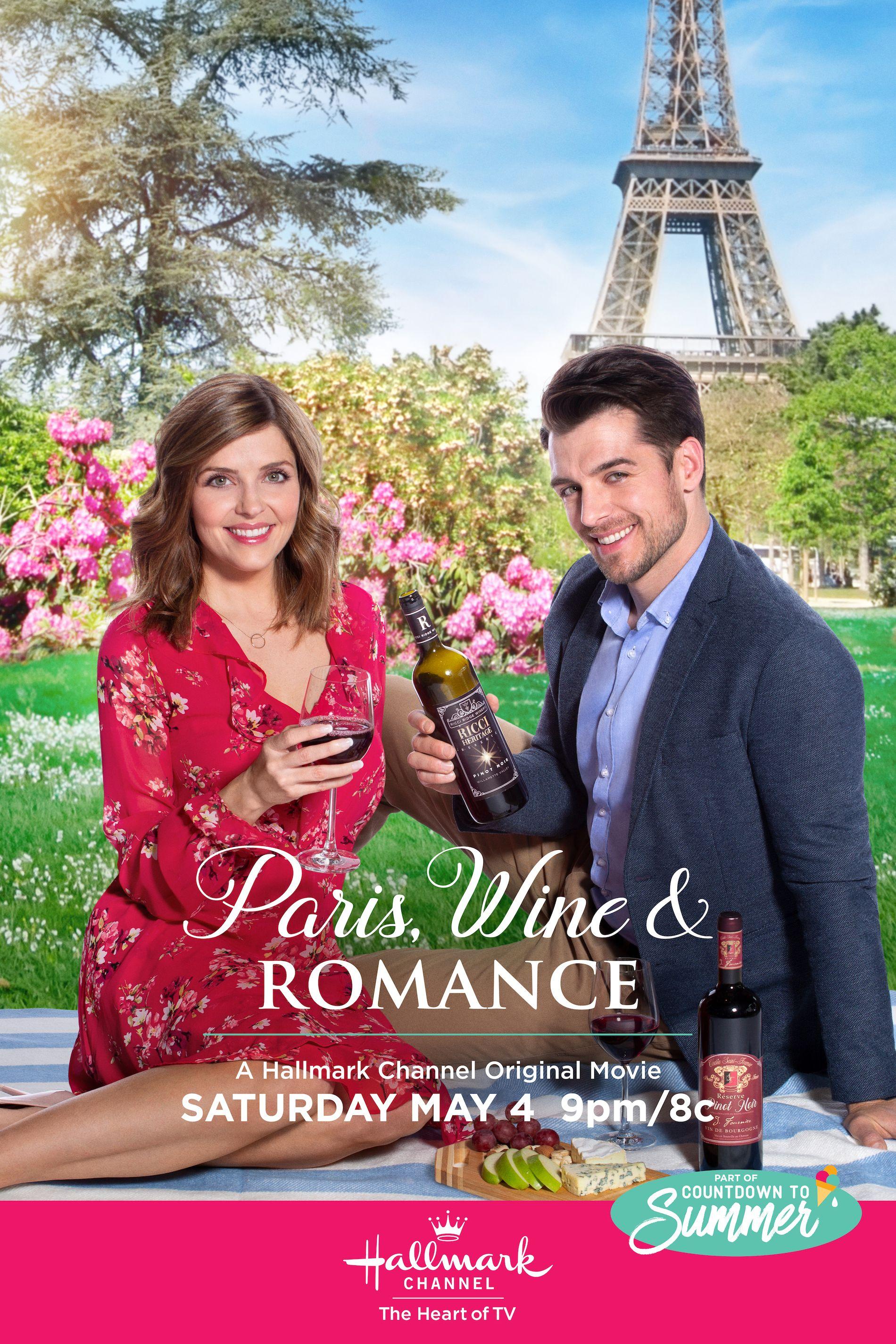 "The first Countdown to Summer original movie, ""A Paris"