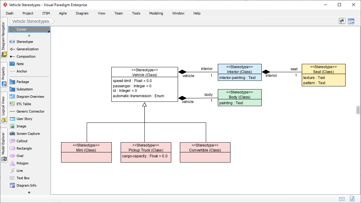 Easy-to-Use UML Tool in 2020   Software projects, Activity ...