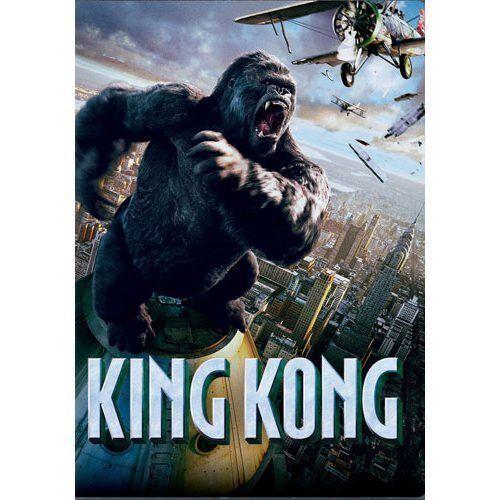 King Kong DVD (2003) Naomi Watts • Jack Black • Adrien