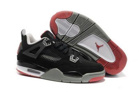 Jordan 4 women shoes AAA quality 008