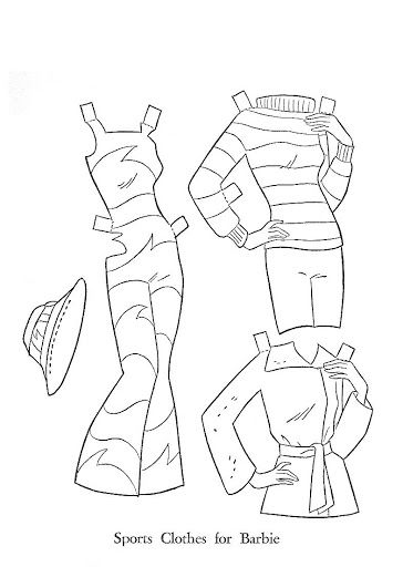 Barbie And Ken Coloring Pages - GetColoringPages.com | 512x364