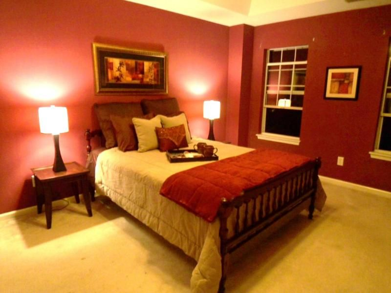 20 lovely red color schemes ideas for your home interior on color combinations for home interiors id=24158