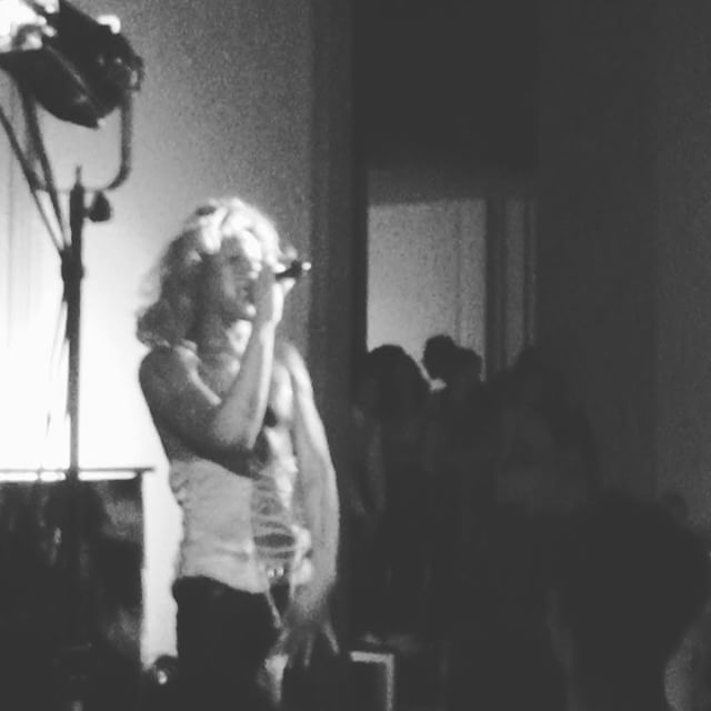 Mykki Blanco, y'all @agotoronto #trapforlife #thursdaze