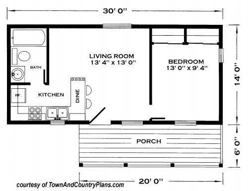18 Luxury 12x24 Tiny House Plans 12x24 Tiny House Plans Fresh 12 24 Cabin Floor Plans Luxury 16 28 Tiny H Cabin House Plans Cabin Floor Plans Guest House Plans
