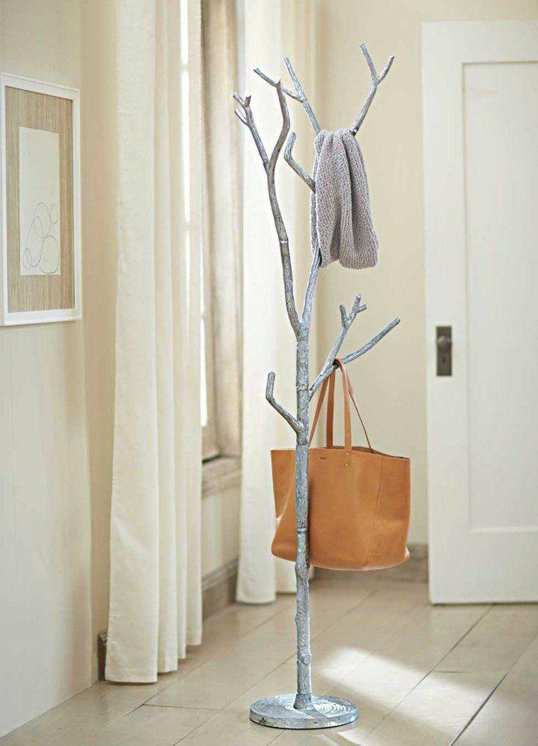 arbre porte manteau original en 15 exemples modernes architecture int ressante pinterest. Black Bedroom Furniture Sets. Home Design Ideas