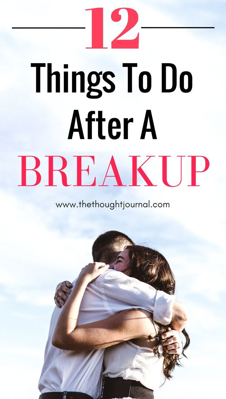 How to Move on Post-Breakup