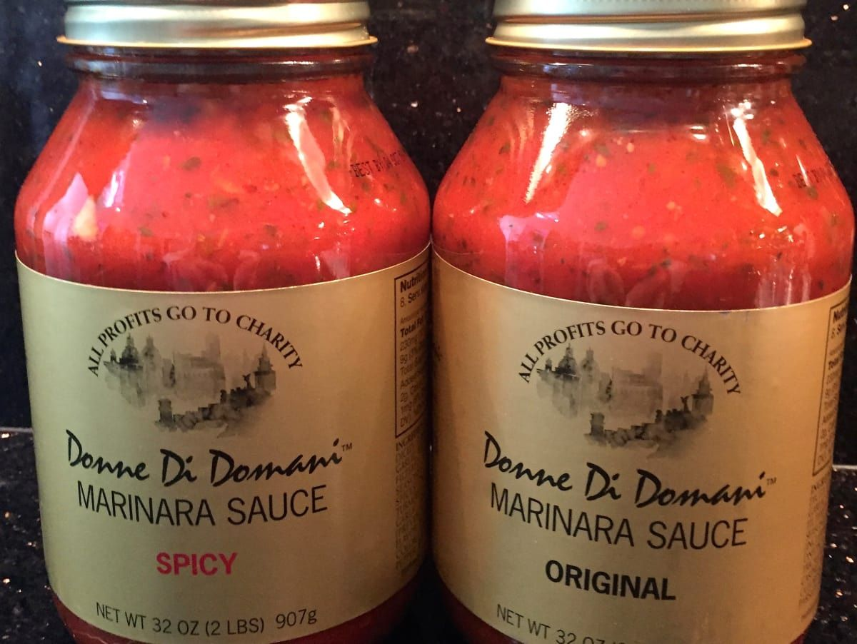 Nutcracker Market Vendor Stirs The Sauce Into Millions For Charity Sauce Charity Wine Bottle