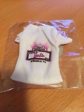 2015 Barbie Convention * Exclusive Doll T-shirt with Convention Logo