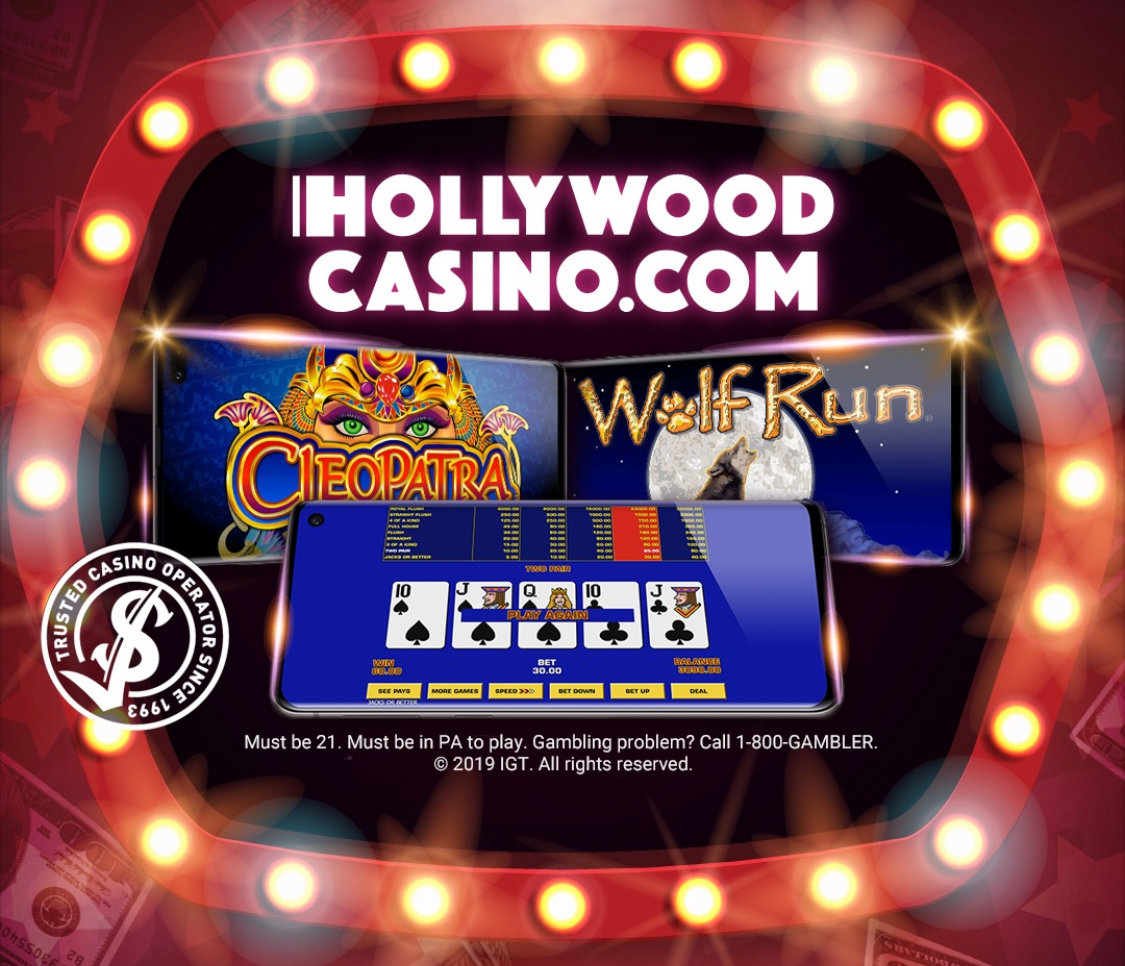 The Barstool Online Casino Push Starts With Hollywood Casino In Pa