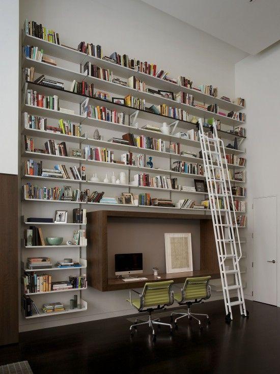 A esto se le llama un despacho organizado