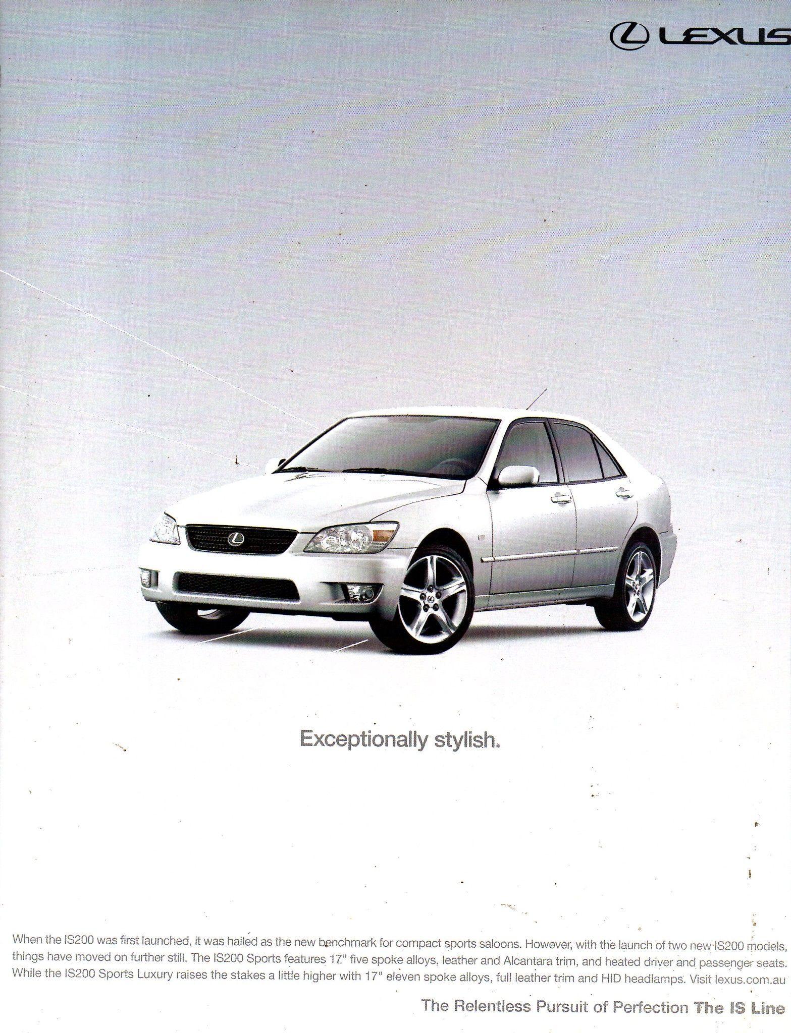2000s car advertising