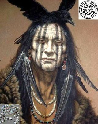 Nope not fictional tonto but once very alive chief seneca ...
