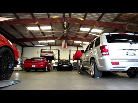 Here is our new Powerfoil X2.0 in action in Southern Hot Rod's garage. http://www.youtube.com/watch?v=7zh4qIi245Y=colike