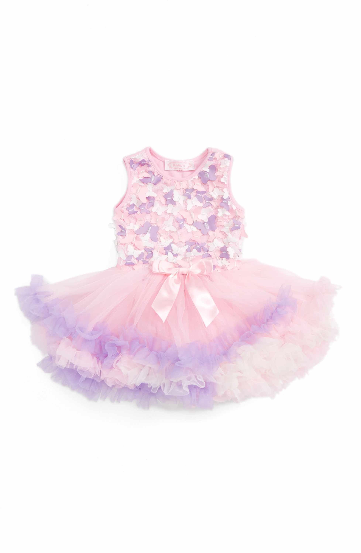 a2d5ca526159 Main Image - Popatu Butterfly Tutu Dress (Baby Girls) | Jordan ...