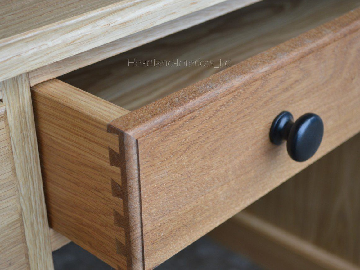 atlas chunky oak hidden home. 100% Solid Oak Desk,Handcrafted Double Pedestal Writing Desk With Filing Drawers. Heartland Atlas Chunky Hidden Home