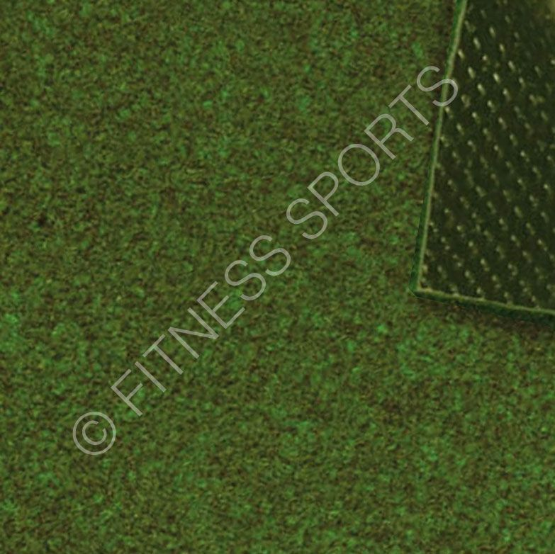 Integrated Soft Backed Composite Cricket Matting 2m Wide Heavyweight Absorbent 7 8mm Woven Pitch Top Surface With I Cricket Equipment Cricket Artificial Pitch