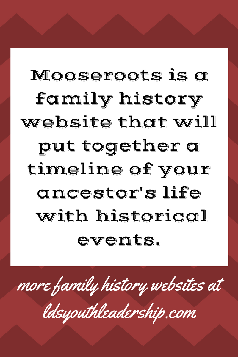 Find 10 more family history websites in this post! Some I've never heard of!