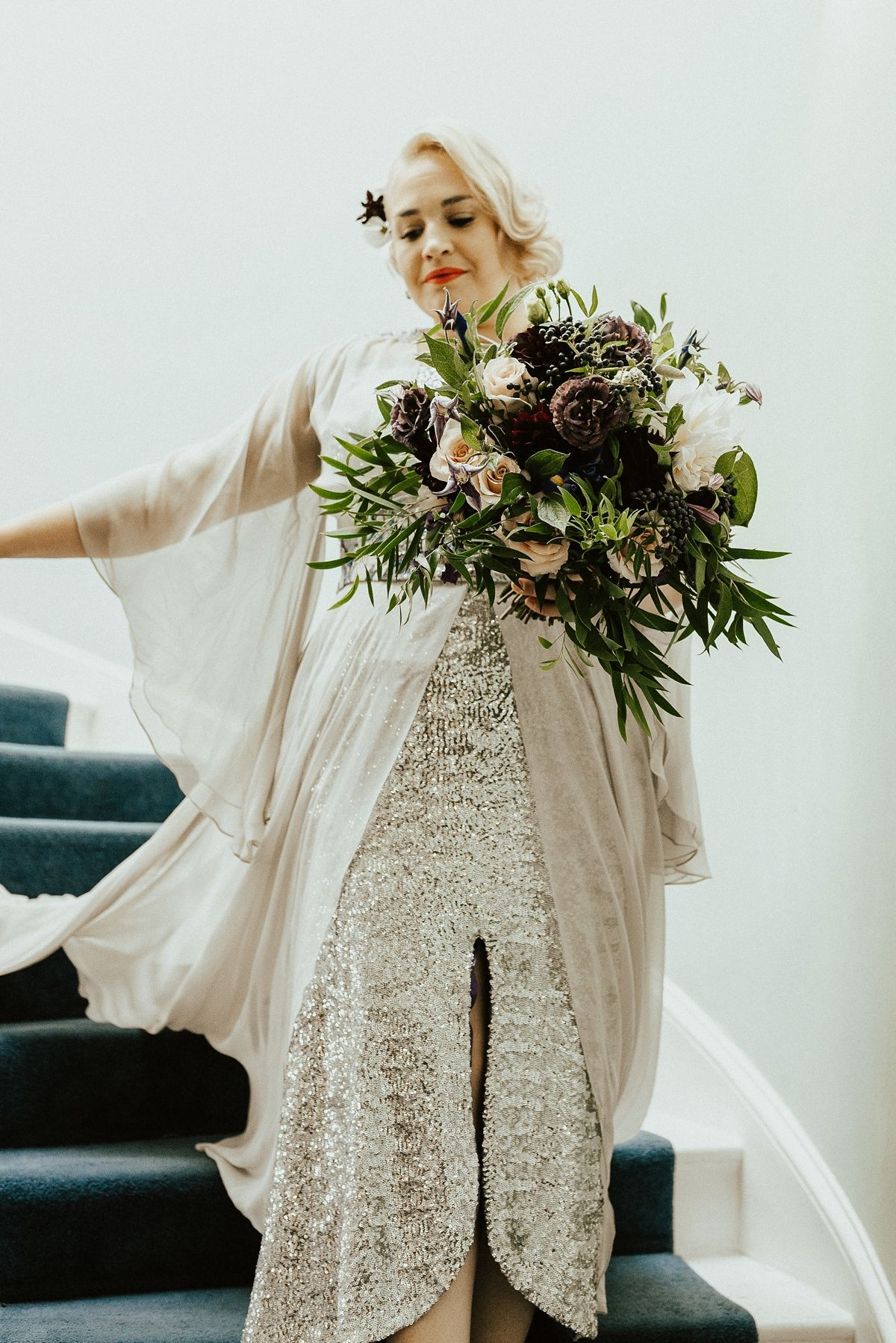 A Clissold House wedding for a Local Urban and Musical