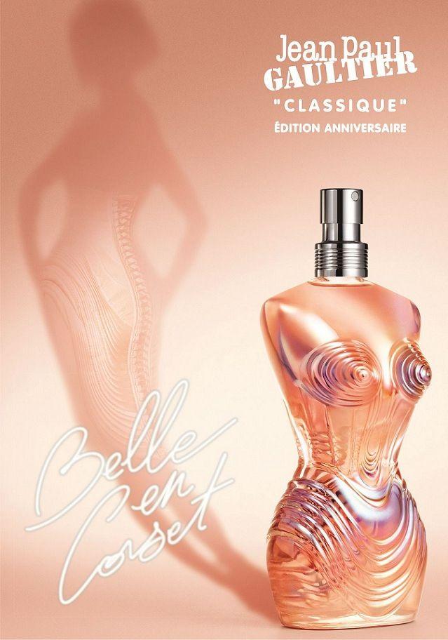 Classique 20 Years 20 Corsets Perfume Perfume Jean Paul Perfume Ad