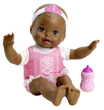 Amazon Com Little Mommy Baby So New African American Doll Toys Games Emma Mason S Board Pinterest African American Dolls Dolls And Toy
