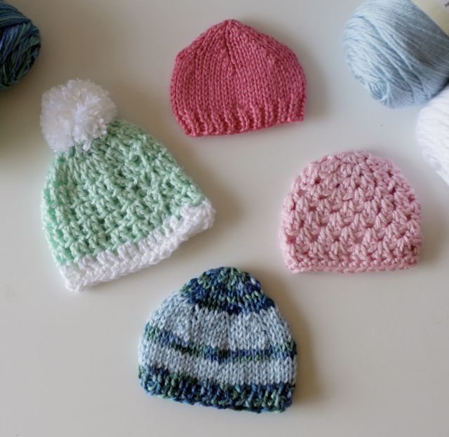 Warm Up America Seeks Tiny Hats For Africa Baby Hat Knitting