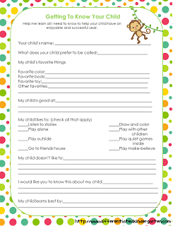 Student inventory.  A student's interests are a great way to HOOK them into lessons and conversations.