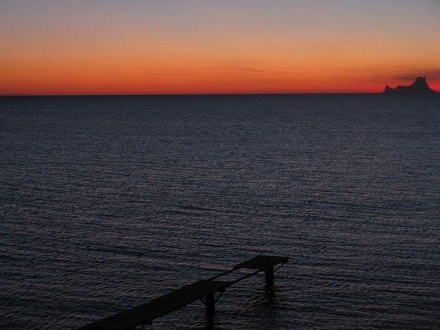 Es Vedrà from #Formentera, #Spain. Giugno 2009
