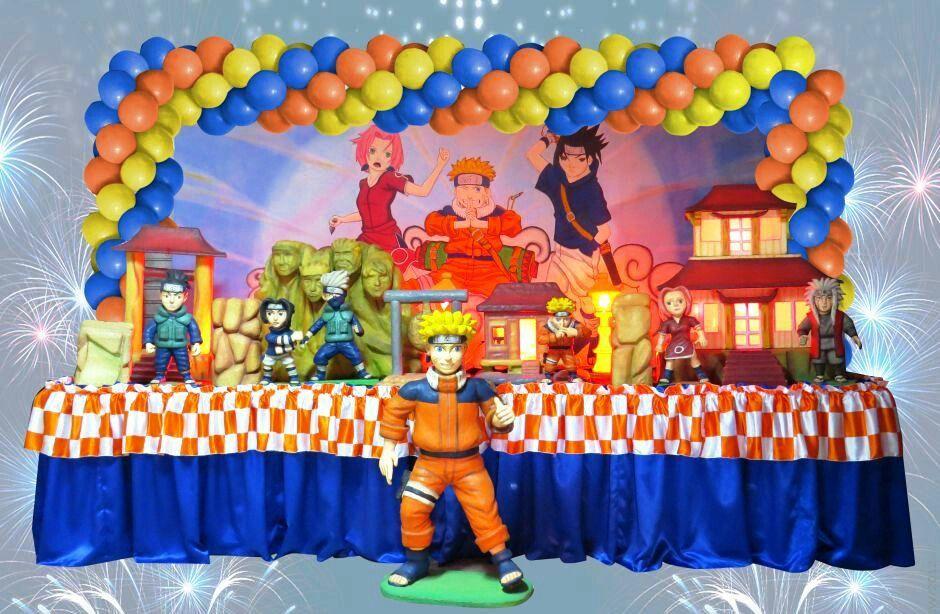 Pasteles Aniversarios Pictures To Pin On Pinterest: Pin De Samy P En Naruto/ Ideas