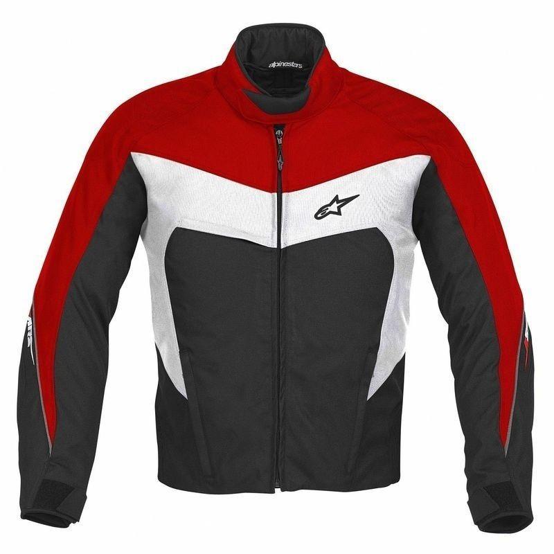 Jaqueta Alpinestars Argon Preta Vermelha - OnMoto! Acessórios e  Equipamentos para Motociclistas 4e5d2058e1de5