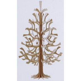 arbre de no l design sapin en bois naturel de bouleau. Black Bedroom Furniture Sets. Home Design Ideas