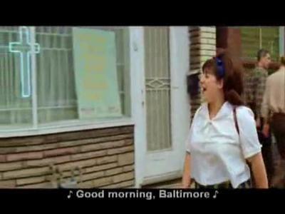 Hairspray OST / Good Morning Baltimore Singalong!