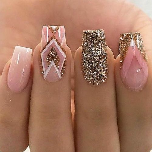 18 Trending Nail Designs That You Will Love - Best Nail Art - 18 Trending Nail Designs That You Will Love Makeup, Nail Nail And