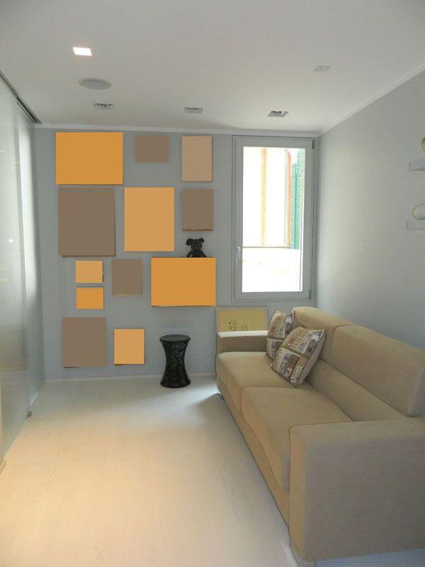 13_stato di progetto soggiorno | appartamento venezia 2 | Pinterest