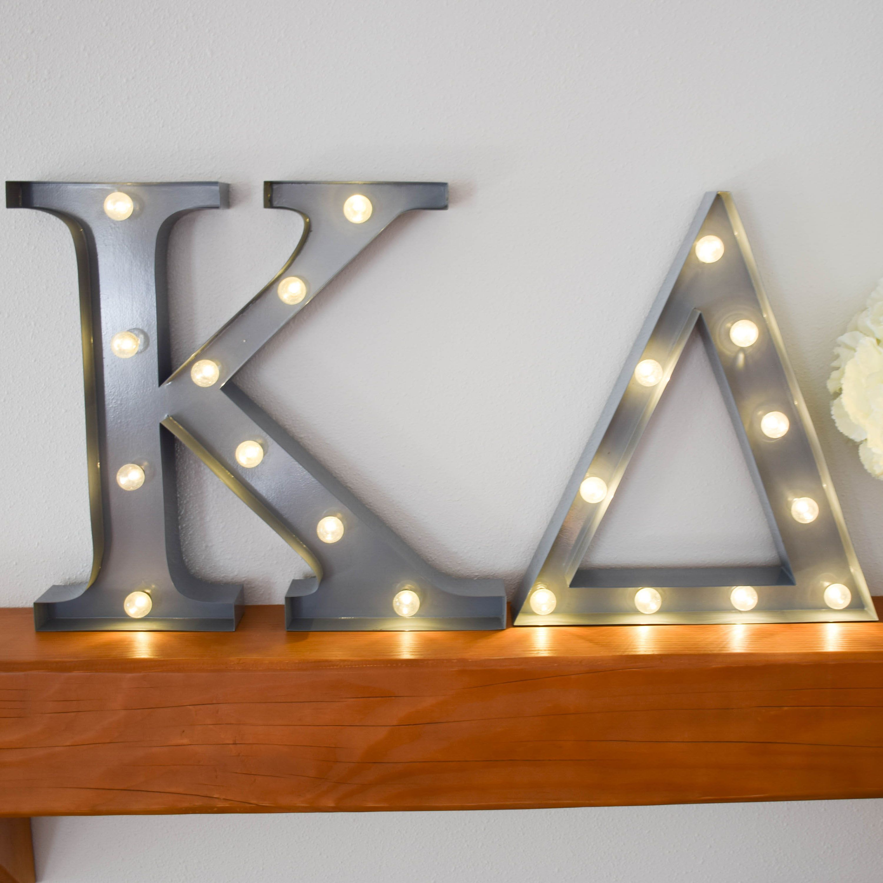 marquee gallery pretty props shop lighting the lights rusted wedding heart light prop lit nz letter