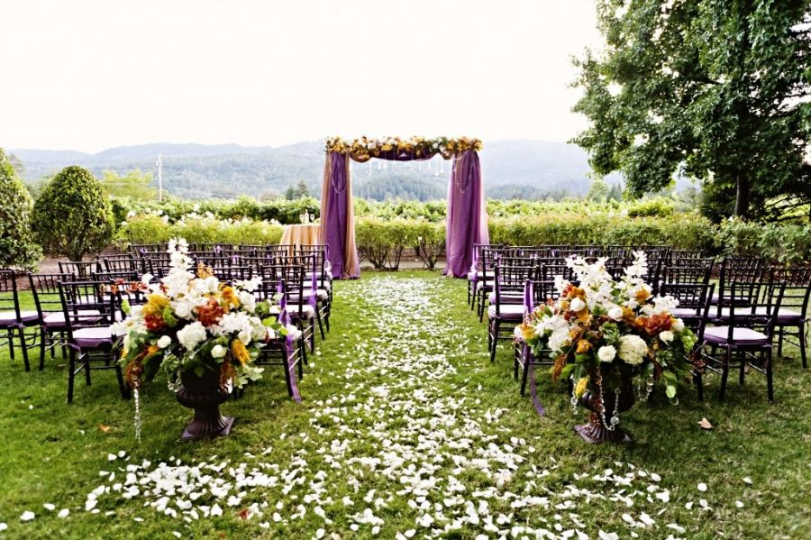 Ceremonies Napa valley wedding venues, Napa valley