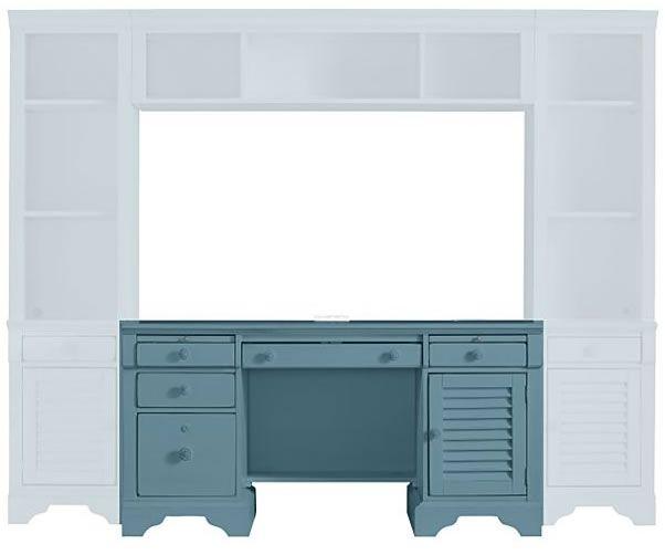 Computer File Desk