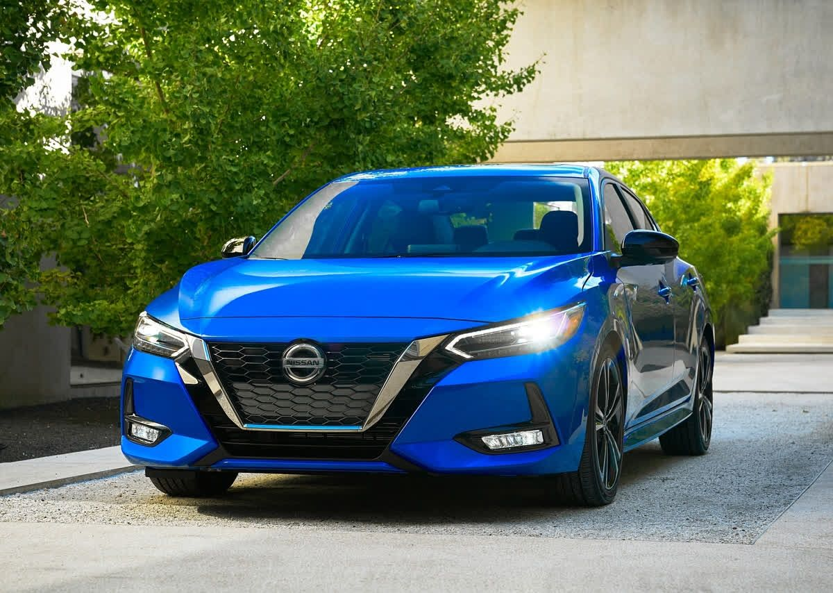 The Very Stylish Nissan Sentra Is Engineered To Satisfy In 2020 Nissan Sentra Nissan Latest Cars