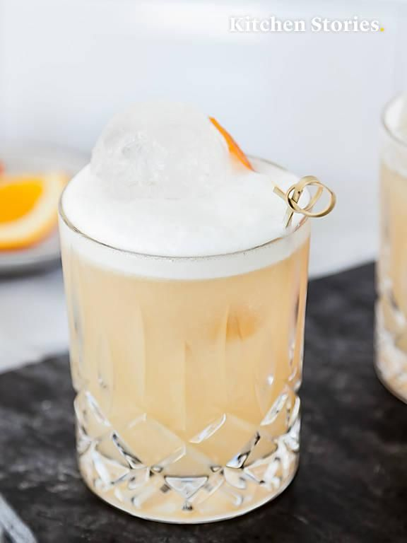 Photo of Classic Whiskey Sour | Recipe with video | Kitchen stories