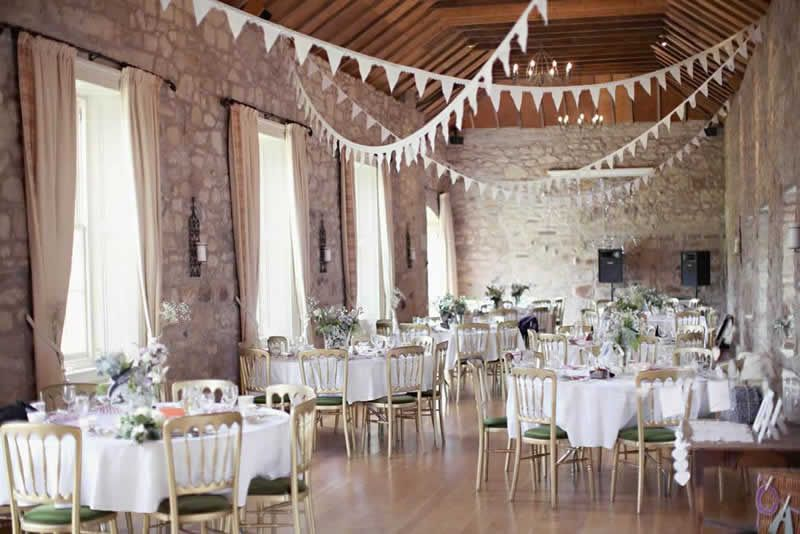 Kirknewton Estate Stables Edinburgh Wedding Venues Scotland