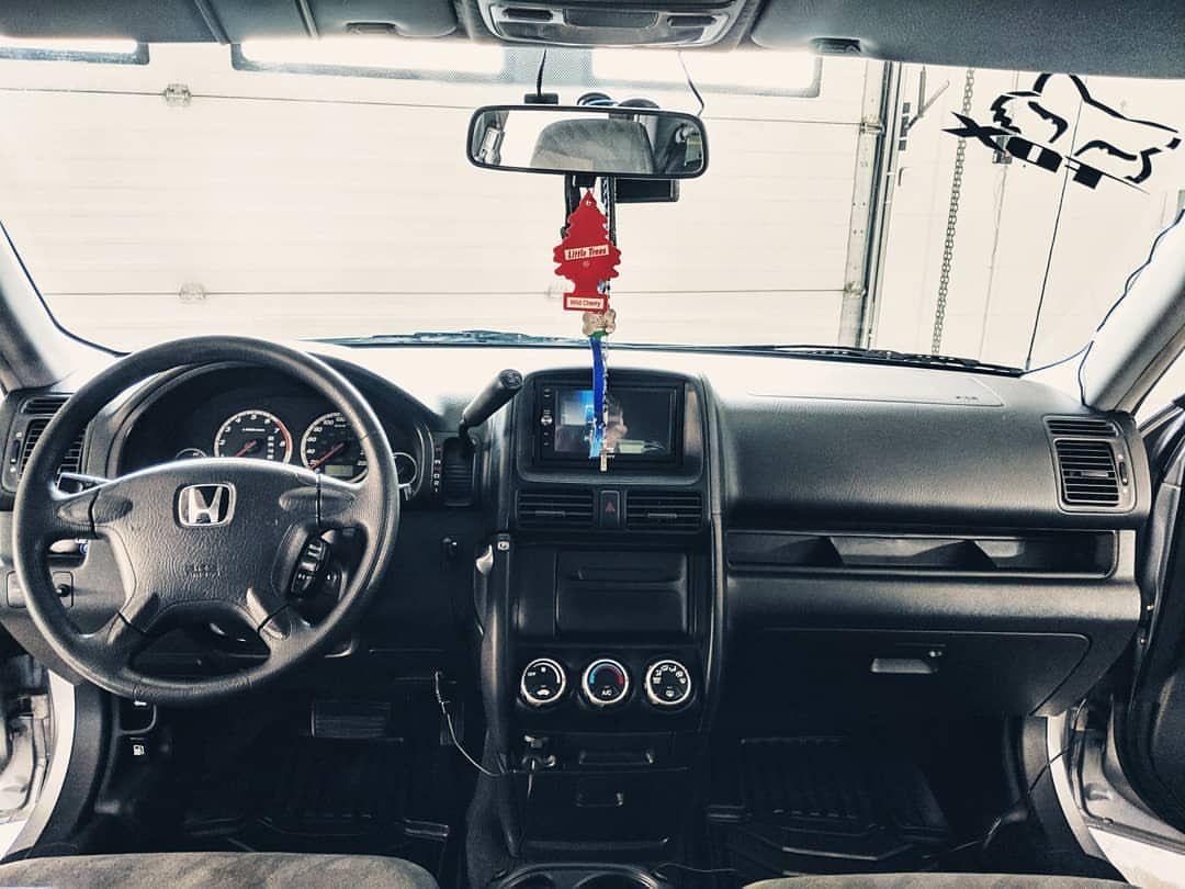 21++ Honda crv 2005 interior ideas