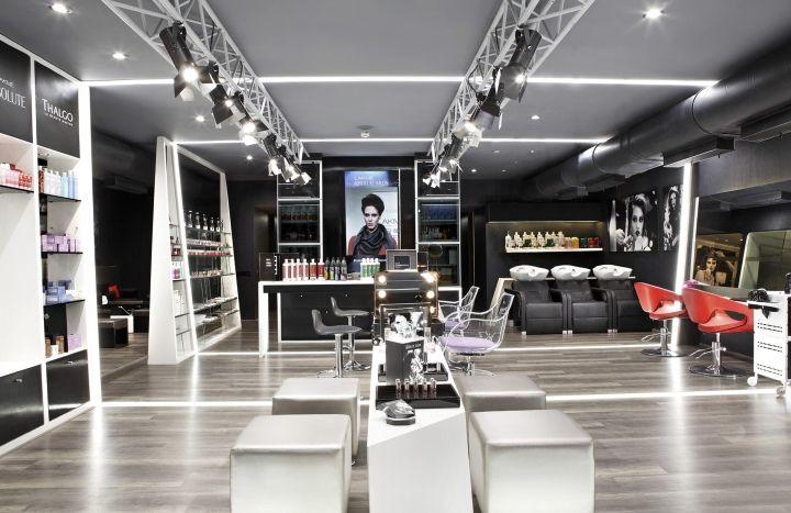 LAKMÉ Absolute Salon by Figments.Inc, Mumbai India