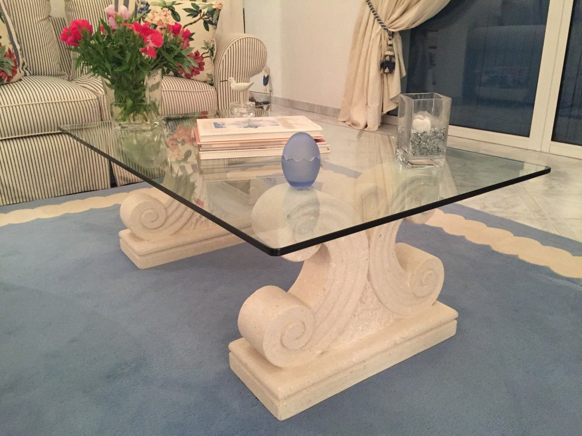 Table Basse En Verre Table Basse En Pierre Table Basse Table Basse Verre