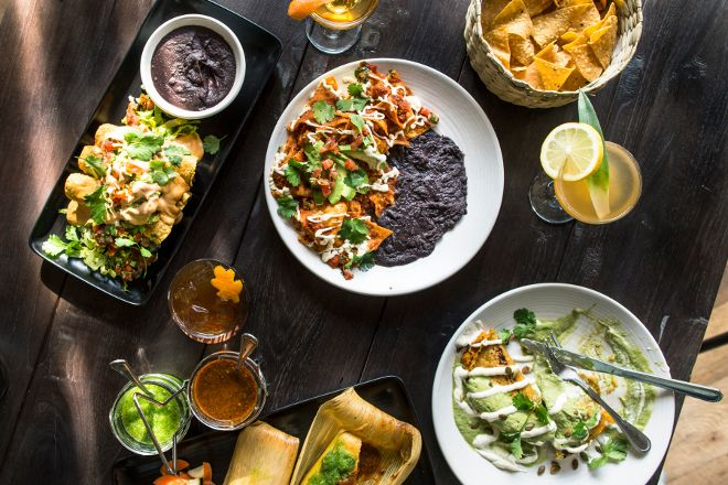 6 Tips For Throwing The Mother Of All Vegetarian Dinner Parties The Cusp Food Network Recipes Healthy Restaurant Easy Delicious Dinner Recipes