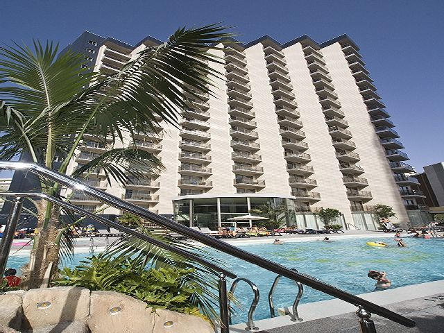 Sandos Monaco Hotel Spa Is A Por And Excellent All Inclusive S Only In