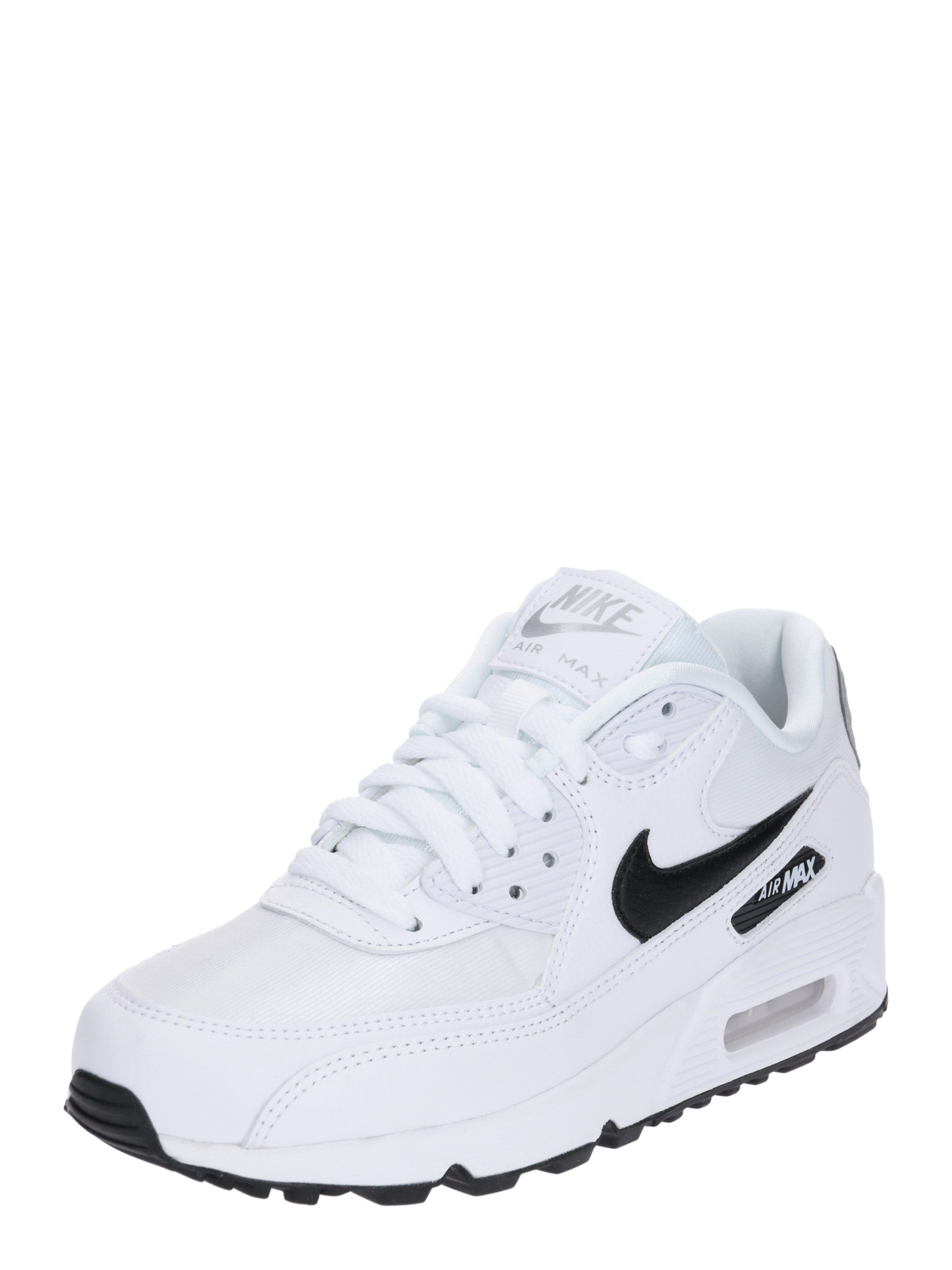 Damen Nike Sportswear Sneaker Air Max 90 braun schwarz weiß