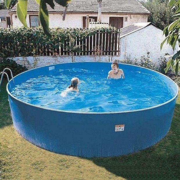 "Heritage Economy 36"" High Above Ground Splasher Pool Kit"